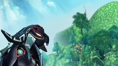 蓝猫龙骑团:翼龙都被赶走了,菲菲也太倒霉了,被翼龙咬屁股报复