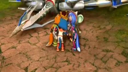 蓝猫龙骑团:龙骑团都出动了,九尾狐却笑的阴险,说他们有去无回