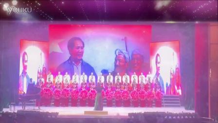 19年9月19日合唱比赛视频《山丹丹开花红艳艳》