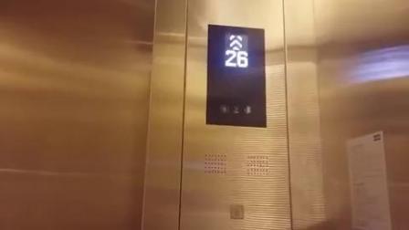 全新的通力电梯@阿瓦尼河畔曼谷酒店