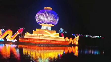 南宁青秀山灯展