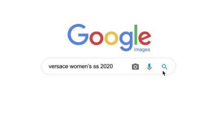 Versace SS20 Women Show