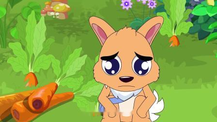 兔子对现在的生活十分不满,一心想要前往森林外面