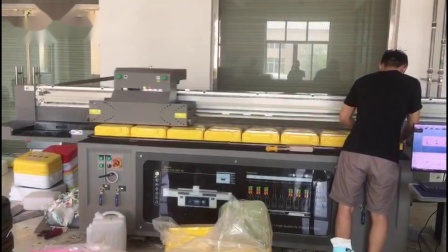 拉杆箱UV打印机
