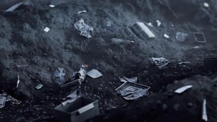 堪比NASA航拍的CG动画《地平线》