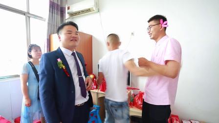 王辅国婚礼视频