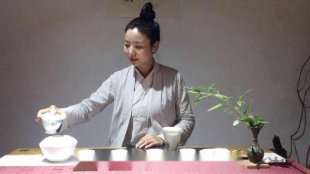 西安茶艺培训(瀹茶)吟诗唱赋 品茗抚琴 长安雅士生活