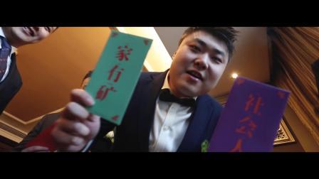 极影像婚礼作品-沈阳皇朝万鑫酒店