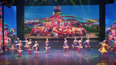 玉海摄舞蹈《再唱山歌给党听》天桥区艺术团舞蹈队