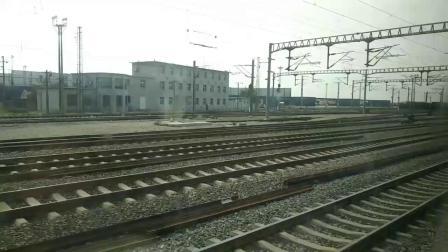 我想去乌海旅游一天,我乘坐k218次列车,银川到乌海路程视频。