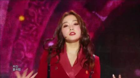 韩国颜值女团Dreamcatcher - PIRI - MBC音乐中心