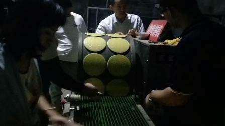 优品蛋皮机圆形,班戟蛋皮机,蛋卷皮机器,千层蛋糕皮机商用,摊鸡蛋皮机器