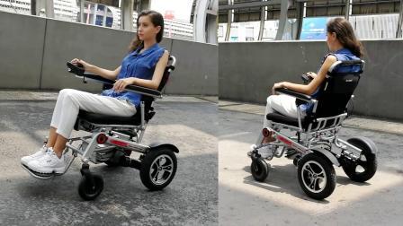 Airwheel(爱尔威) MBW-412智能电动折叠轮椅新品发布