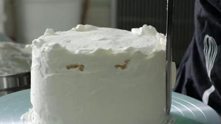 君晓天云12寸 铝合金材质防滑裱花台 蛋糕架 裱花烘焙工具 转台 蛋糕转盘