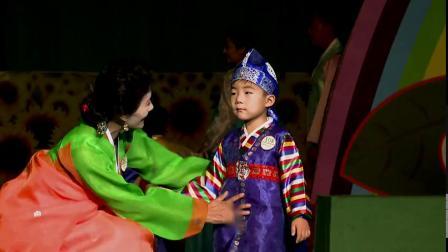 2019第17届朝鲜全国服装展