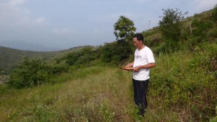 王天河:风水宝地花蕾穴下集,寻龙点穴风水大师阴宅地理风水视频