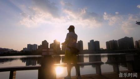 新品试用大河奔流蓝刀铁板在浅滩要怎么用呢?2019广东惠州阿芬来路亚钓鱼VLOG