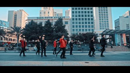 [ECLIPSE IN PUBLIC]SEVENTEEN - HIT Full Dance Cover