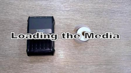 TSC Alpha-2R: Loading the media