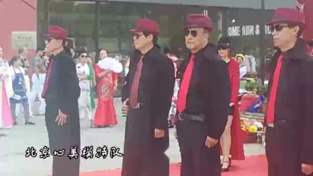2020中国梦幸福年华人老年春节汇演_北京心美模特队