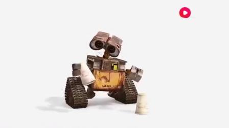 脑洞幽默动画,好奇的机器人乱碰吸尘器,结果被炸成了废铁!