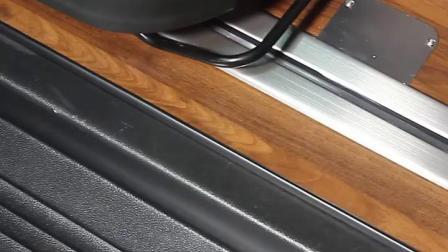 君晓天云大通G10G20瑞风M3M4M5木地板脚垫汽车实木地板木质地板商务车改装