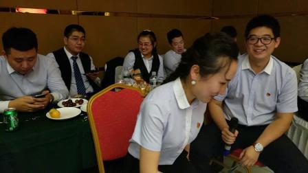 安达农商银行第三届晨会比赛20190920
