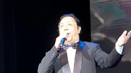 歌曲《松花江上》康健演唱  秋天摄于东莞东城庆祝建国七十周年音乐会  20190920