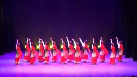 舞蹈《中国脊梁》长春市朝阳区文化馆舞蹈团20190920