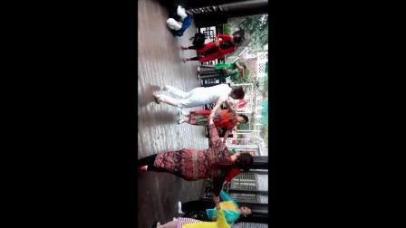 赤水古城石沓沓广场舞