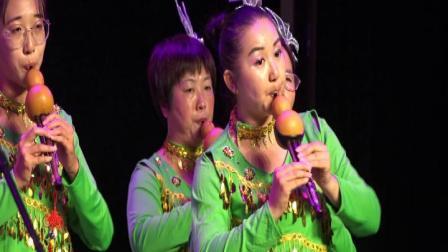 平谷葫芦丝演奏登上北京大舞台