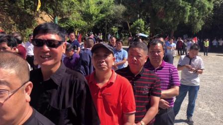 211省道永泰城峰蕉濑至大洋段公路工程(一期)开工仪式。