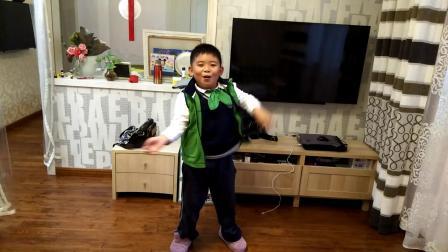 【7岁半】11-12哈哈变橡皮魔术video_160546