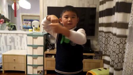 【7岁半】11-16哈哈二年级表演变橡皮魔术1video_175520