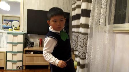 【7岁半】11-16哈哈二年级表演变橡皮魔术2video_175630