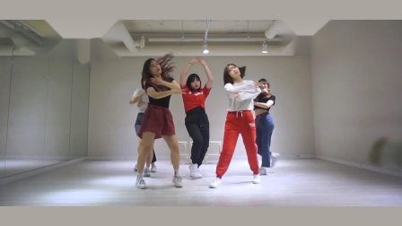 [CRUSH ON](G)I-DLE - UH-OH COVER DANCE Practice Ver.