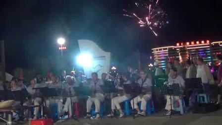 威海 银滩之声 爱乐广场 中秋联欢晚会《家和万事兴》情景剧