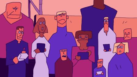 职场励志动画《工薪阶级》