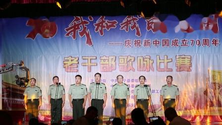 阜宁县开发区男生小合唱人民军队忠于党