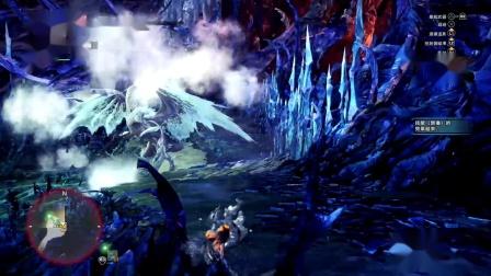 《怪物猎人 世界 冰原世纪》全剧情流程演示P9