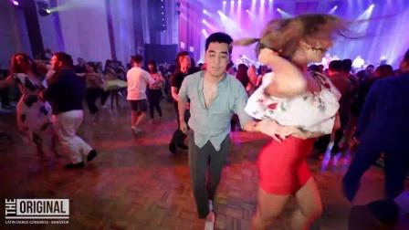 Zhumingxl & Kristina Mazur _ The Original Latin Dance Congress 2019