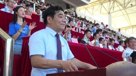 2019中国最燃高校开学典礼——南昌大学2019级新生开学典礼
