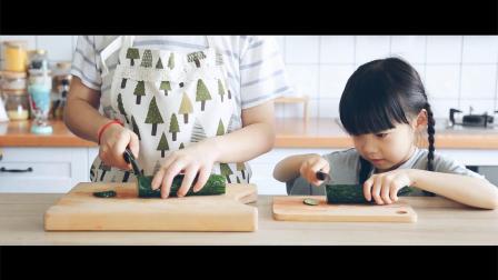朝画夕食 第1季 第2集 水果生日蛋糕