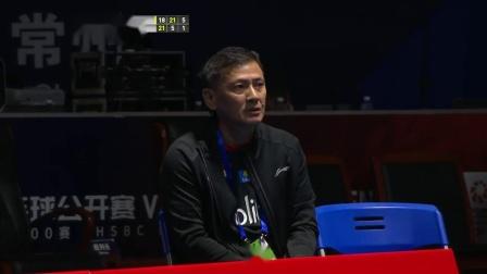 2019中国羽毛球公开赛 金廷VS安东森集锦