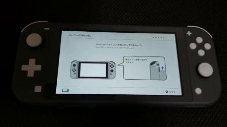 【3DM游戏网】任天堂Switch Lite错误提示?