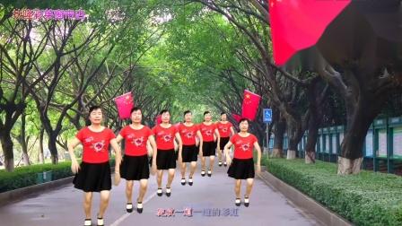 扶隆彩英窗帘店《中国梦》庆祝国庆