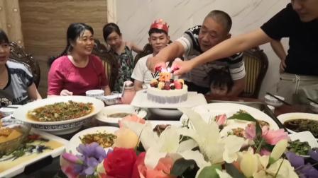 胡晓20岁生日纪念