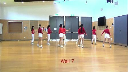 国际排舞:当你微笑时(When You Smile)-星V排舞演示并中英文教学