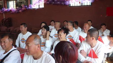 双鸭山市双阳煤矿83届毕业36年再相聚