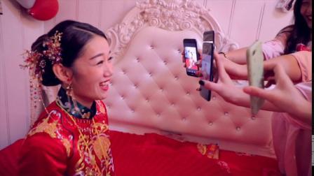 〈花海阁•文化〉Liuwei+Wangna_锦华国际酒店